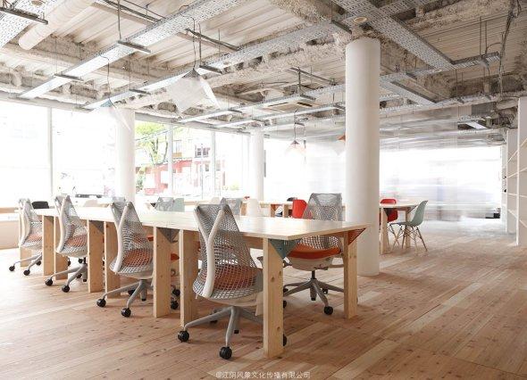 Ideas para una oficina funcional y diferente sostudio blog for Oficinas de diseno industrial